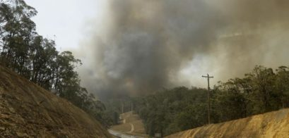 Bushfire smoke is damaging too